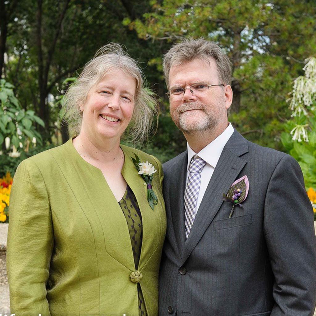 Photo of Vaugn and Cheryl