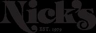 Nick's restaurant logo